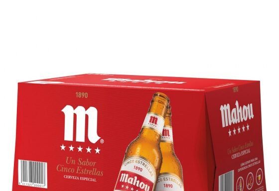 Botellín Mahou 5 Estrellas (Pack)