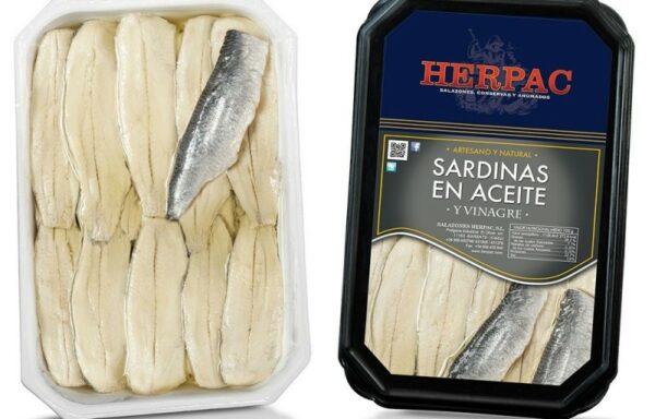 Sardinas en vinagre y aceite